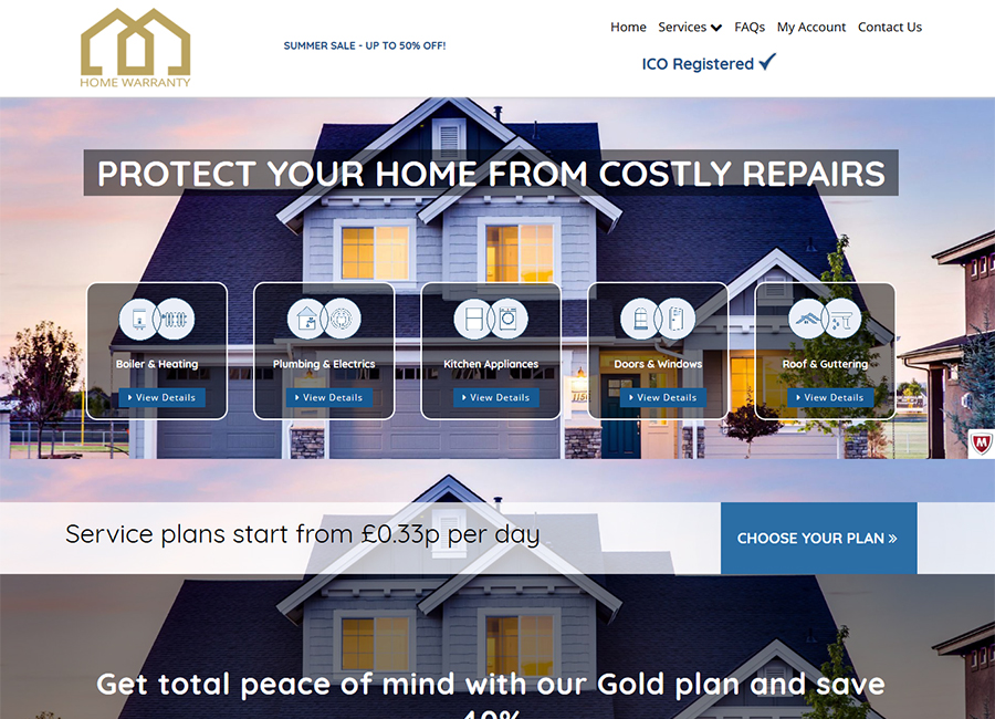 Home Warranty UK