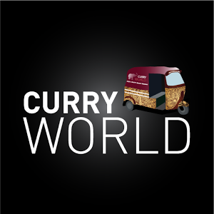 Curry word restaurant